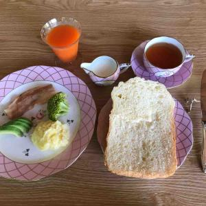 5月23日朝食〜夕食