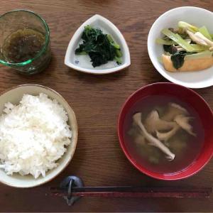 5月30日朝食〜夕食