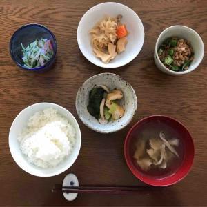 5月29日朝食〜夕食