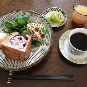 5月28日朝食〜夕食