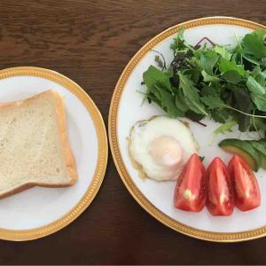 6月10日朝食〜夕食