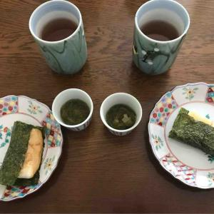6月9日朝食〜夕食