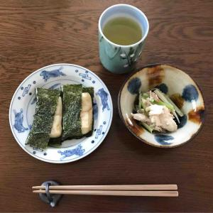 6月1日朝食〜夕食