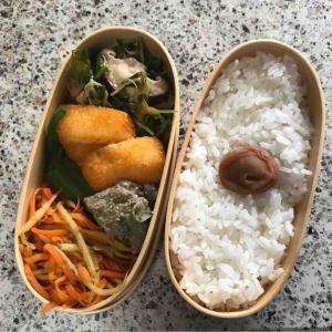 6月13日お弁当〜夕食