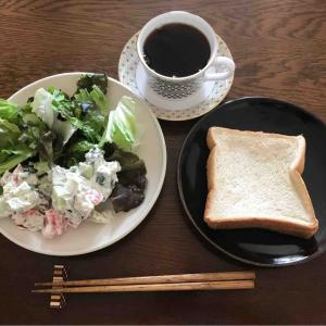 6月11日朝食〜夕食