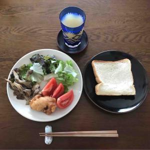 6時14日朝食~夕食