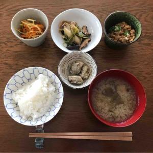 6月15日朝食〜夕食