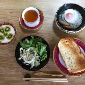 6月19日朝食〜夕食