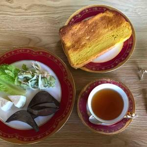 6月21日朝食〜夕食