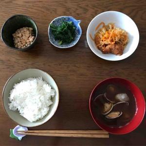 7月3日朝食〜夕食