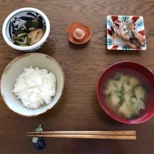 7月2日朝食〜夕食
