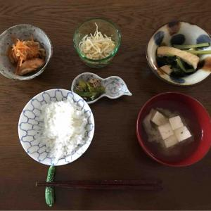 7月4日朝食〜夕食