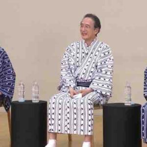歌舞伎夜話(松嶋屋親子三代)