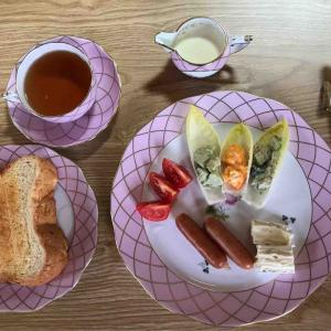 7月9日朝食〜夕食