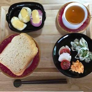 7月11日朝食〜夕食