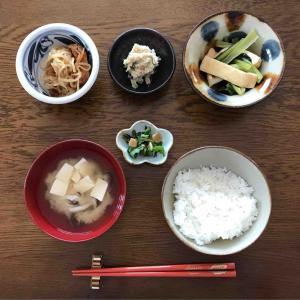 7月24日朝食〜夕食