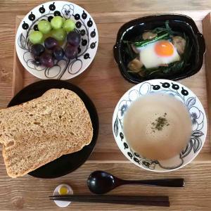 9月15日朝食〜夕食
