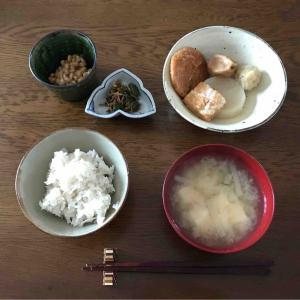 9月25日朝食〜夕食