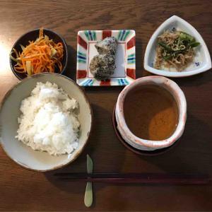 10月17日朝食〜夕食