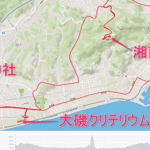 六所神社 – 大磯クリテ観戦 – 湘南平ライド