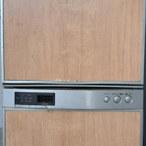 ビルトイン食洗器交換にチャレンジ