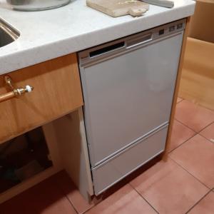 ビルトイン食洗器交換にチャレンジ 最終回