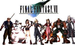 初代PS版 FF7の衝撃