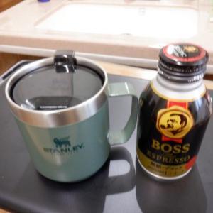 8日振りのコーヒー!