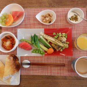 体に優しい朝食!