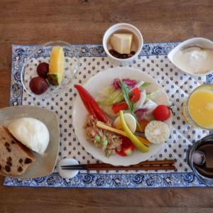我が家の朝食!