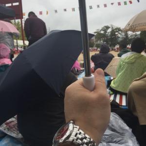 台風19号の影響と運動会