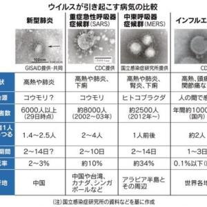 COVID-19 新型肺炎 高齢者は要注意?