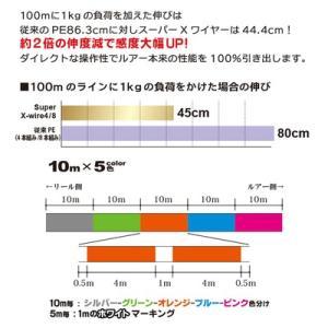 セールでラインが安い、66%off Super X-wire 8 300m
