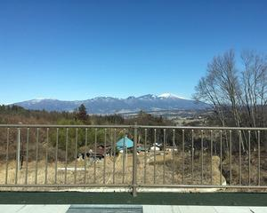 家族3人で軽井沢に行ってきました