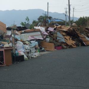 被災6日目の鋸南町と復興メシ