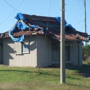 被災地鋸南町:台風19号の爪痕