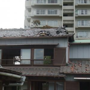 千葉県のブルーシート展張事業の一例