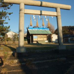 保田神社と空挺レンジャー
