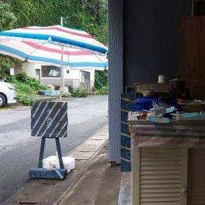 夏季限定の藁珈琲洞~海辺のパーラー~