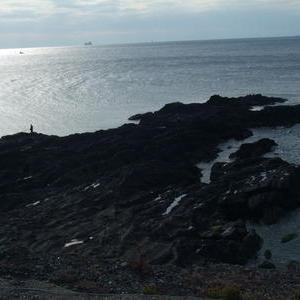 明鐘岬の絶景