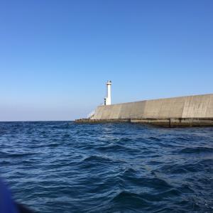 数日間の道南釣行、、、、冬の海はホント