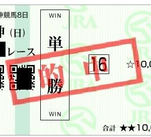 宝塚記念に勝ちましたよ。