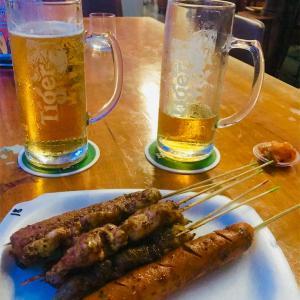 【朗報⁉】ローカル料理とビールのコラボ