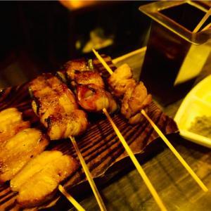 プノンペンの美味しい日本の創作串やさん@No Style