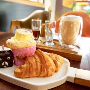プノンペンの台湾発祥ベーカリーカフェ