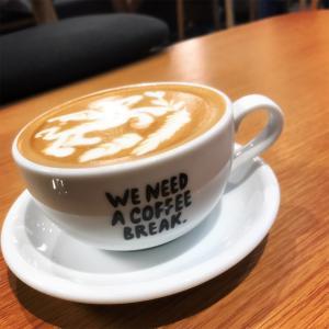 濃厚ラテが飲める北海道発祥カフェ「BARISTART COFFE]