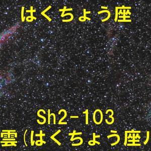 Sh2-103(網状星雲/はくちょう座ループ)