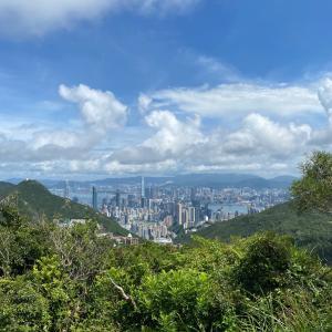 子供達とハイキング!からの香港の規制が厳しくなります