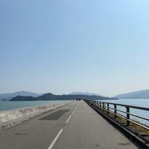 23kmのサイクリング