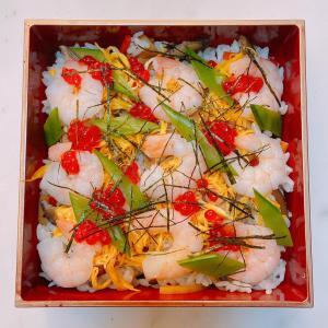ひな祭りはちらし寿司